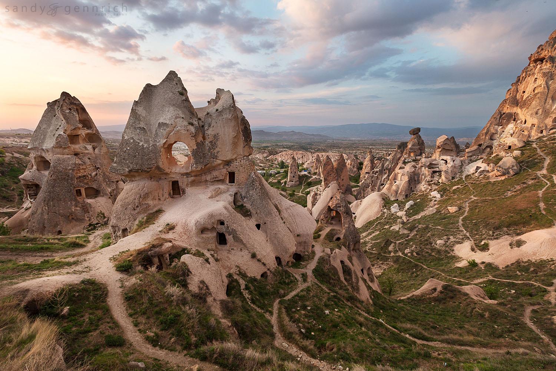 In Ancient Lands - Uchisar - Turkey