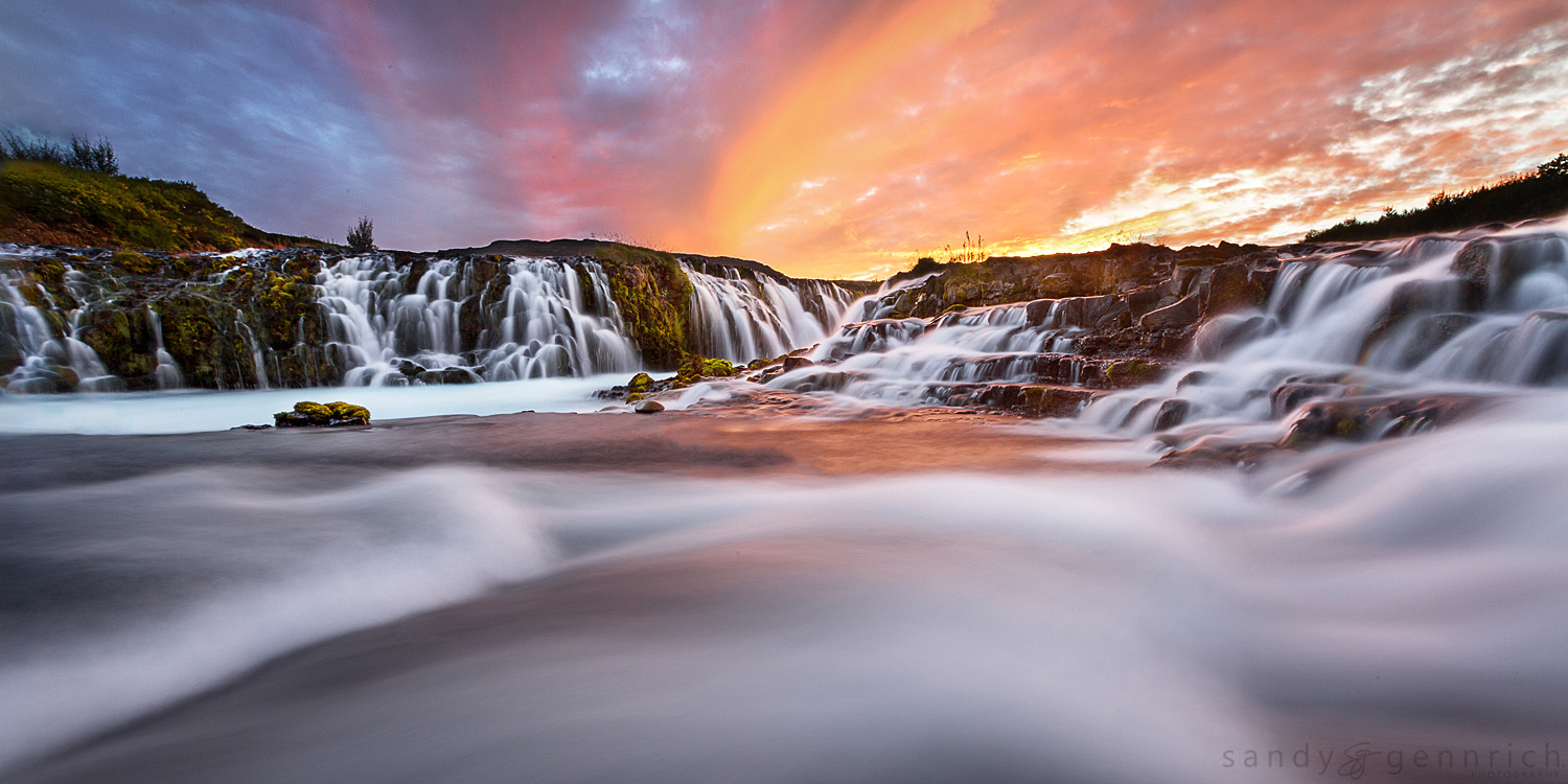 A Powerful Source - Bruarfoss - Fludir - Iceland