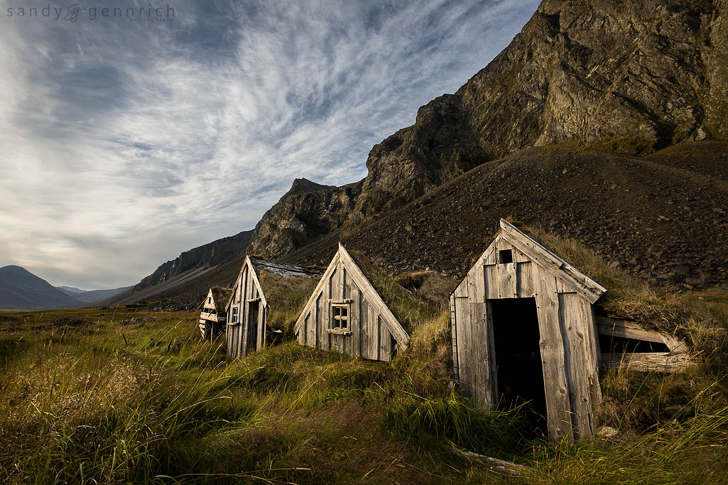 Old Farm-Hvalnes-Iceland