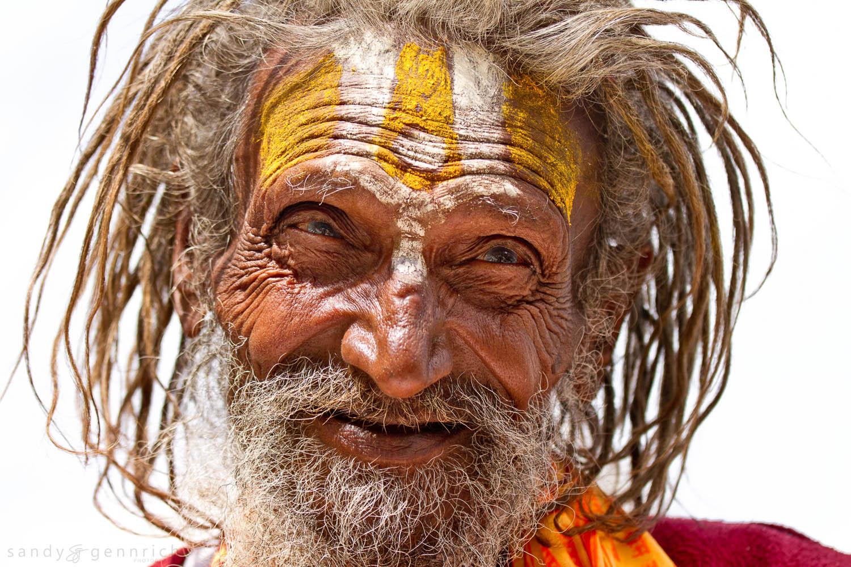 Holy Man - Udaipur - India