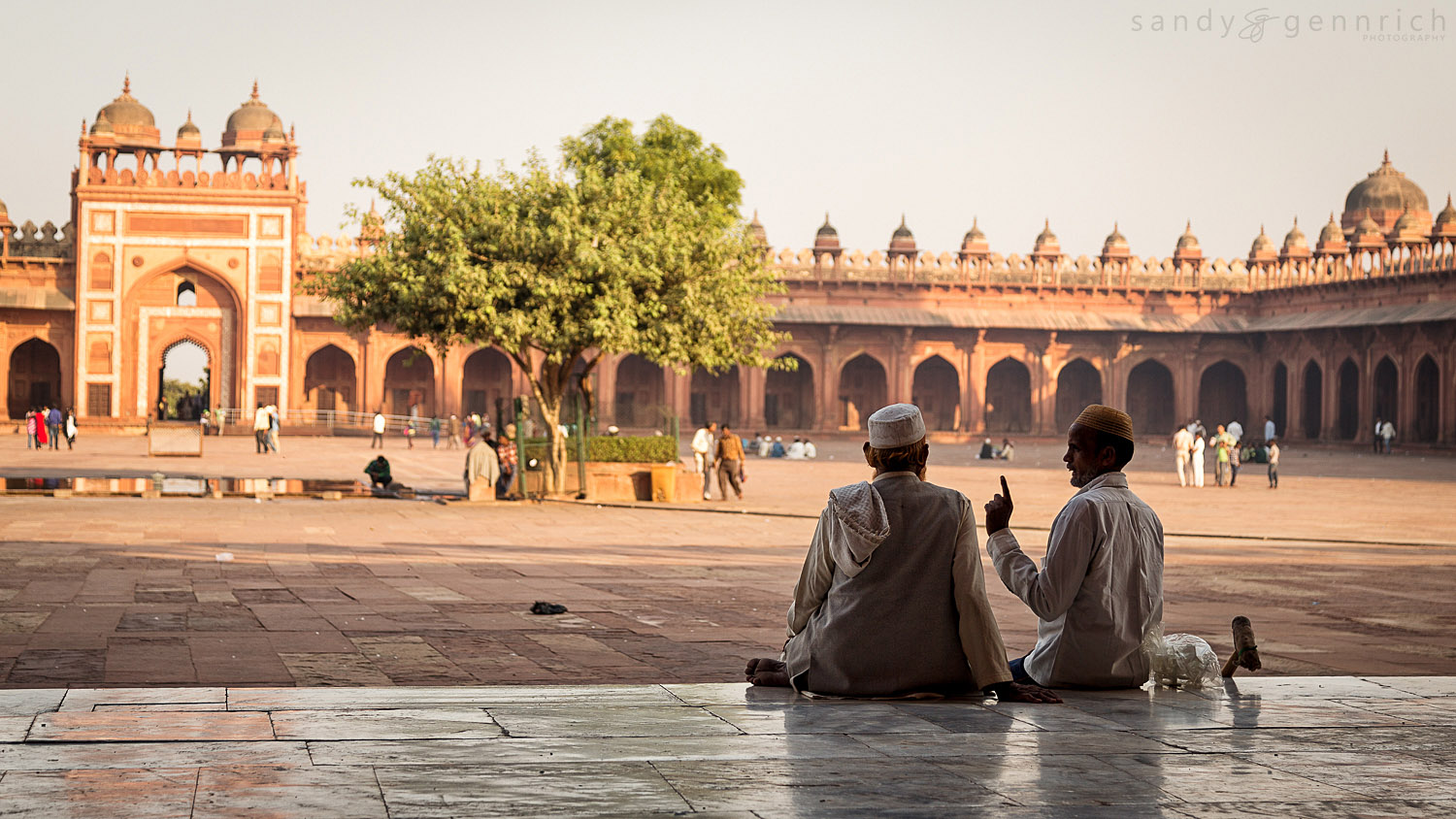 Let Me Tell You This-Fatehpur Sikri
