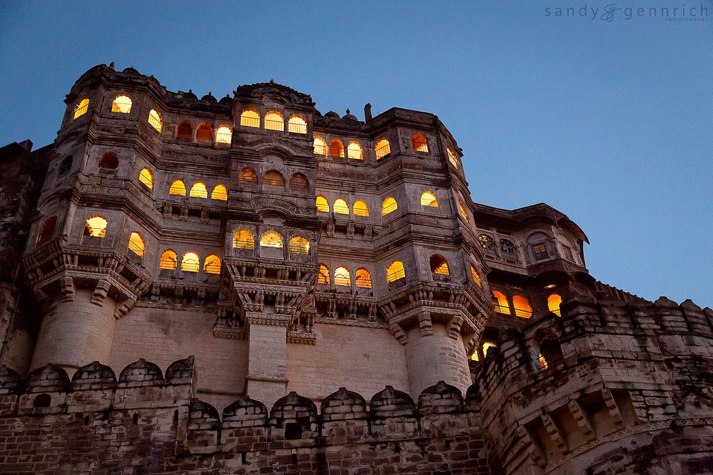 Mehrangarh Fort-Jodhpur-India