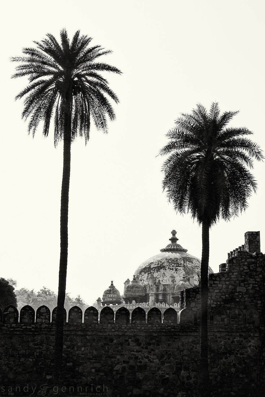 Tomb of Isa Khan-New Delhi-India