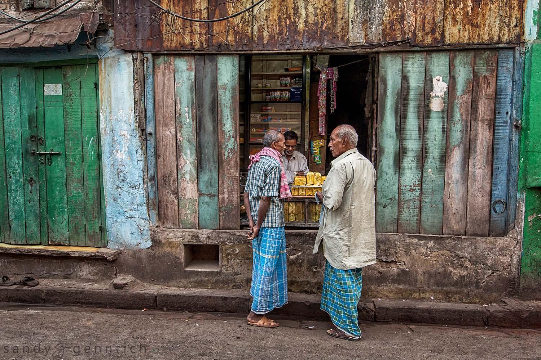 Colorful Calcutta-Kolkata-Calcutta-India