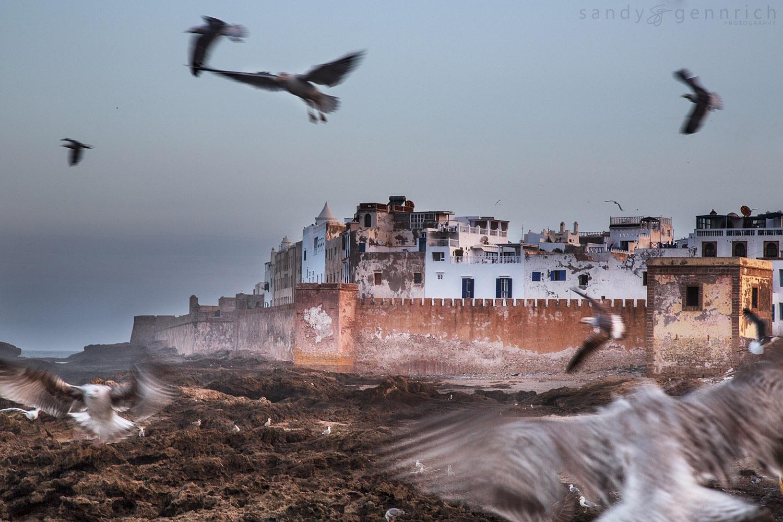 Bombardment - Essaouira - Morocco
