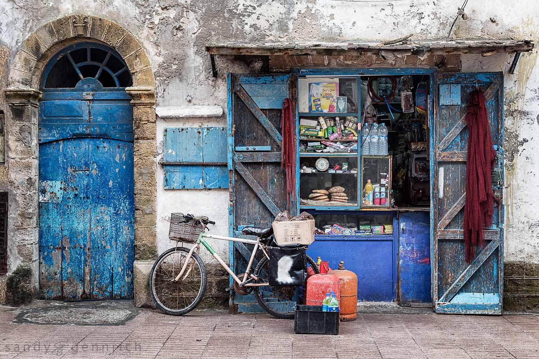 Storefront - Essaouira - Morocco