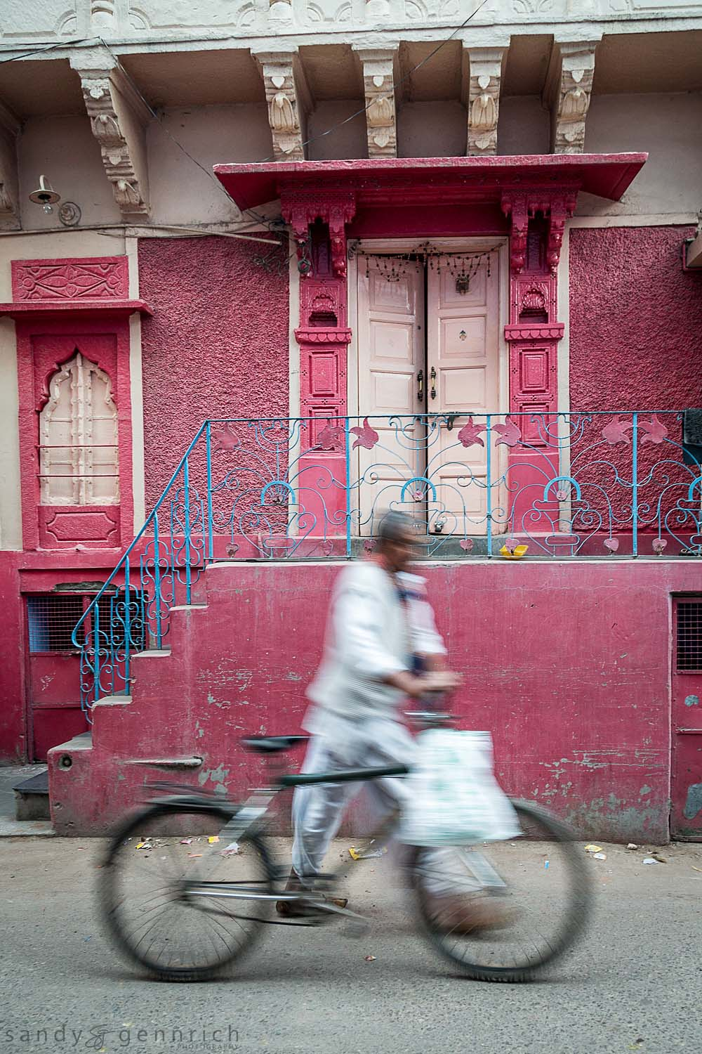 The Pink House-India in Motion-Jodhpur-India