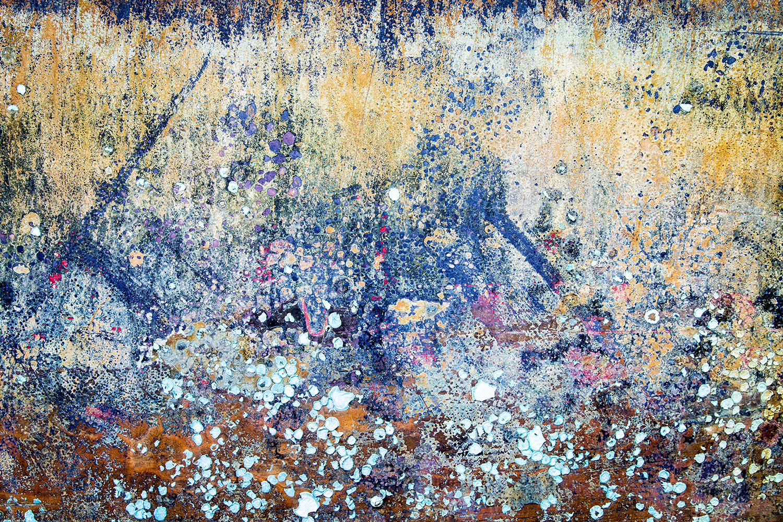 Kandinsky Hull - Boat Abstract - Norwalk CT