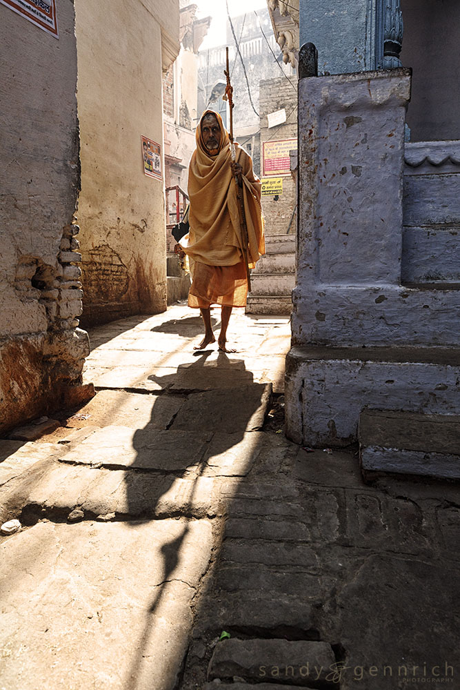 Chance Encounter-India-Varansi