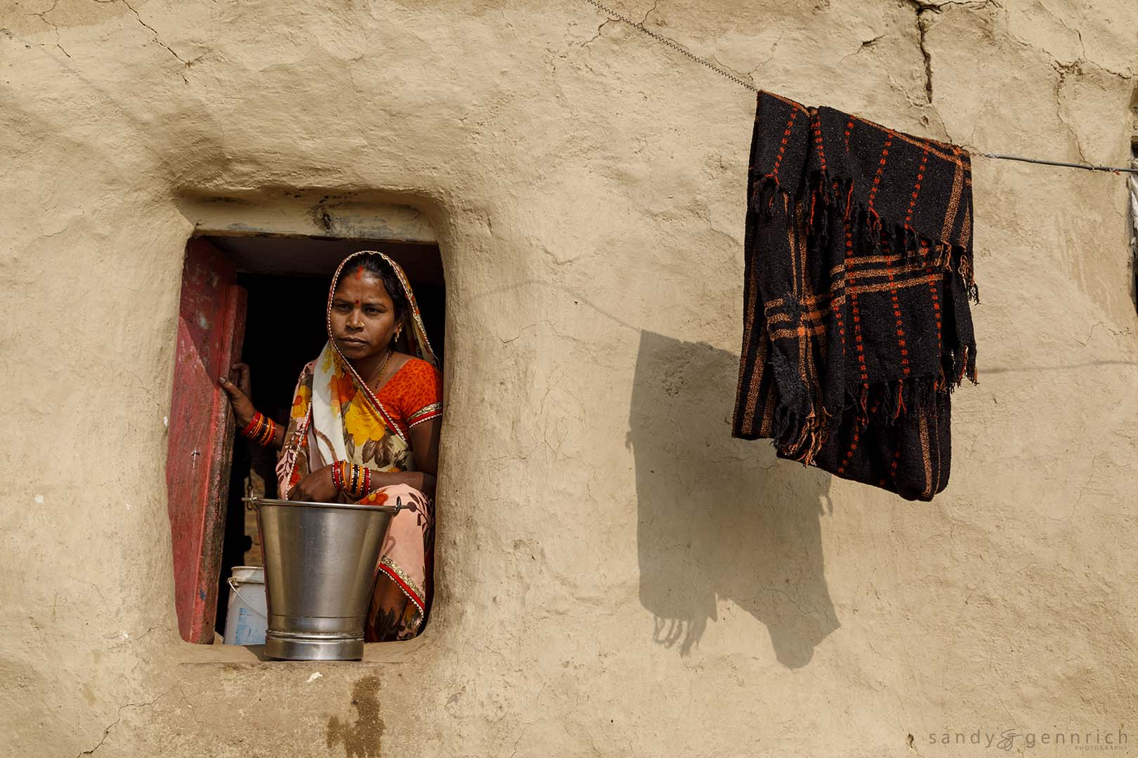 Window to Another World-India-Varanasi