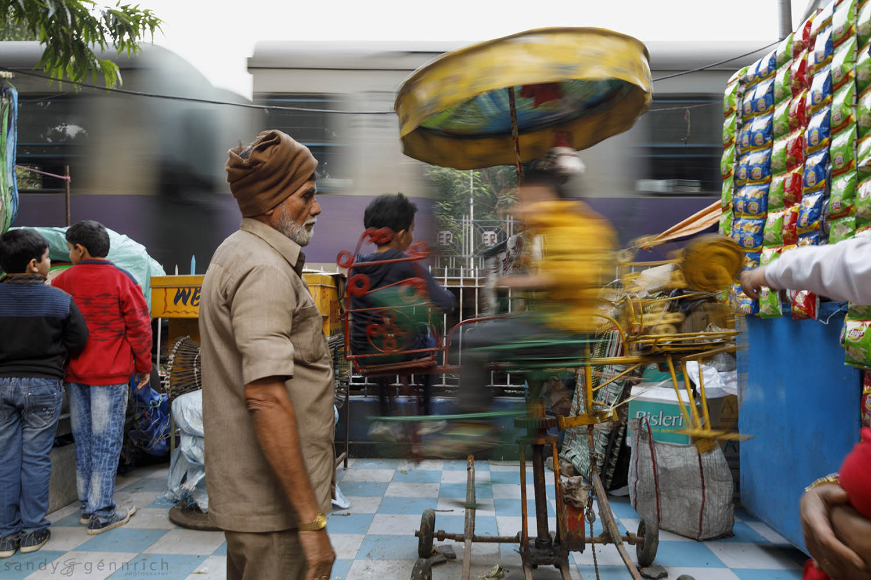 When Time Stands Still-Kolkata-India