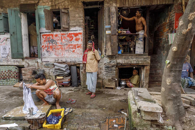 Life in Kolkata-India