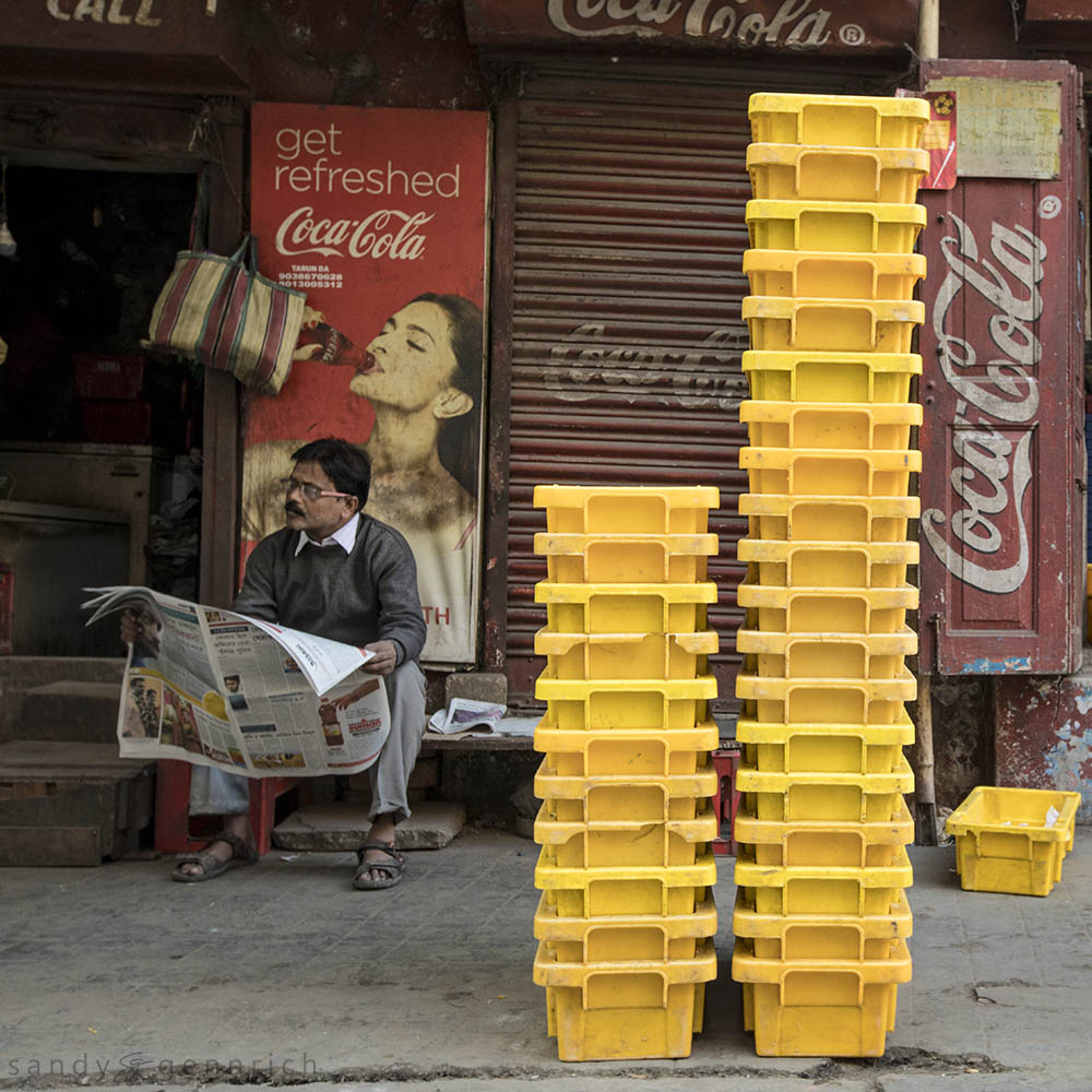 Get Refreshed or Read a Newspaper-Kolkata-India