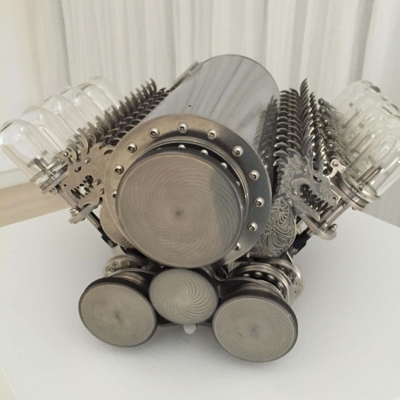 Nice Engine: Fantasy Stimulating Machine (2008)