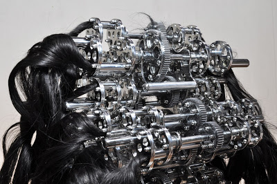 Machine with Hair Caught in It (2015)