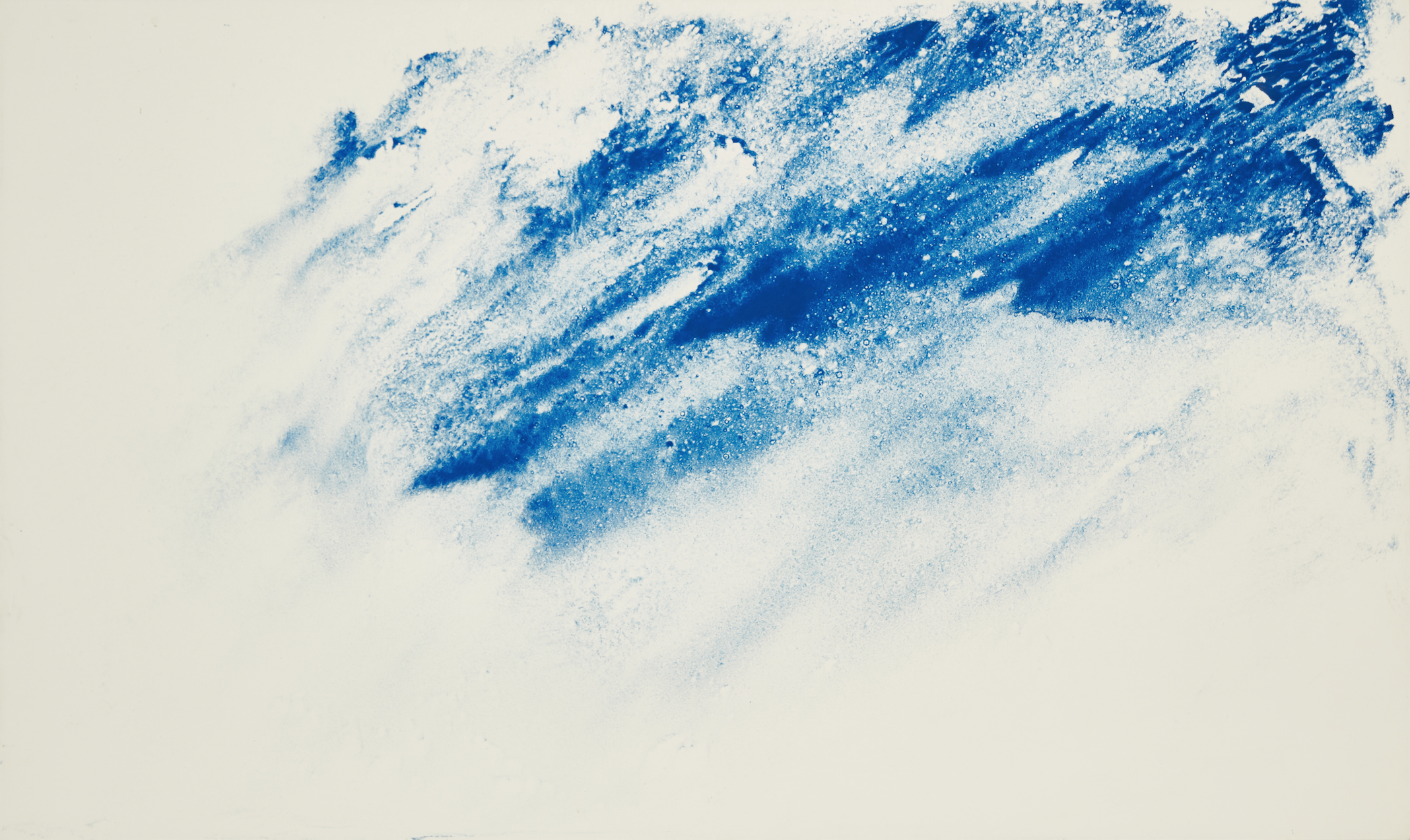 MakotoFujimura_Walking on Water-Waves Study, 2016.png
