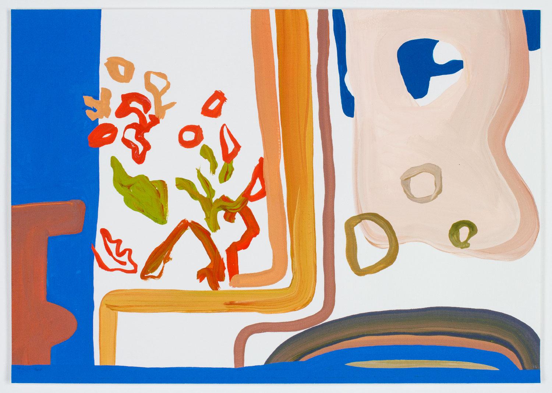A Plein Air Painting