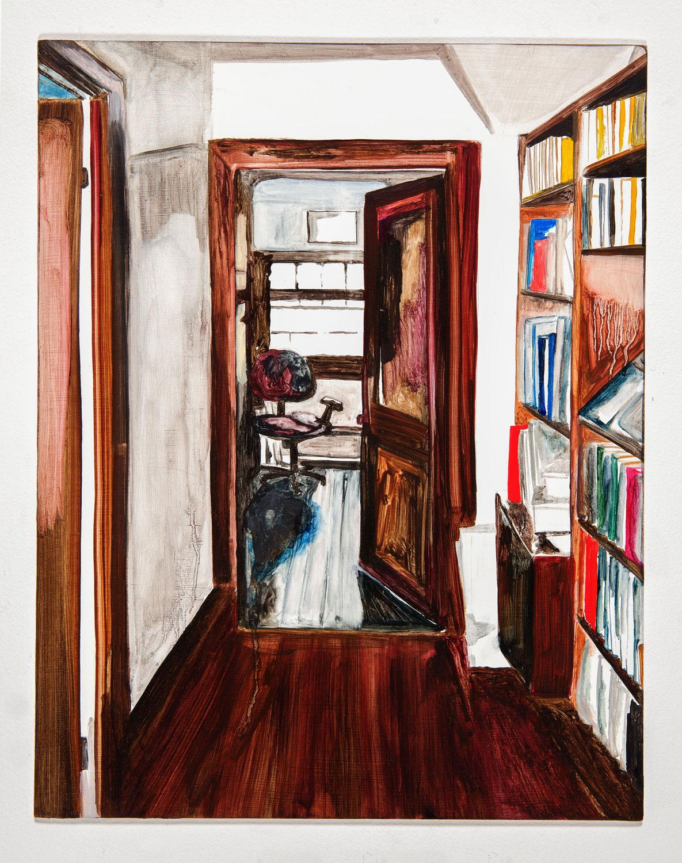 Hallway Office