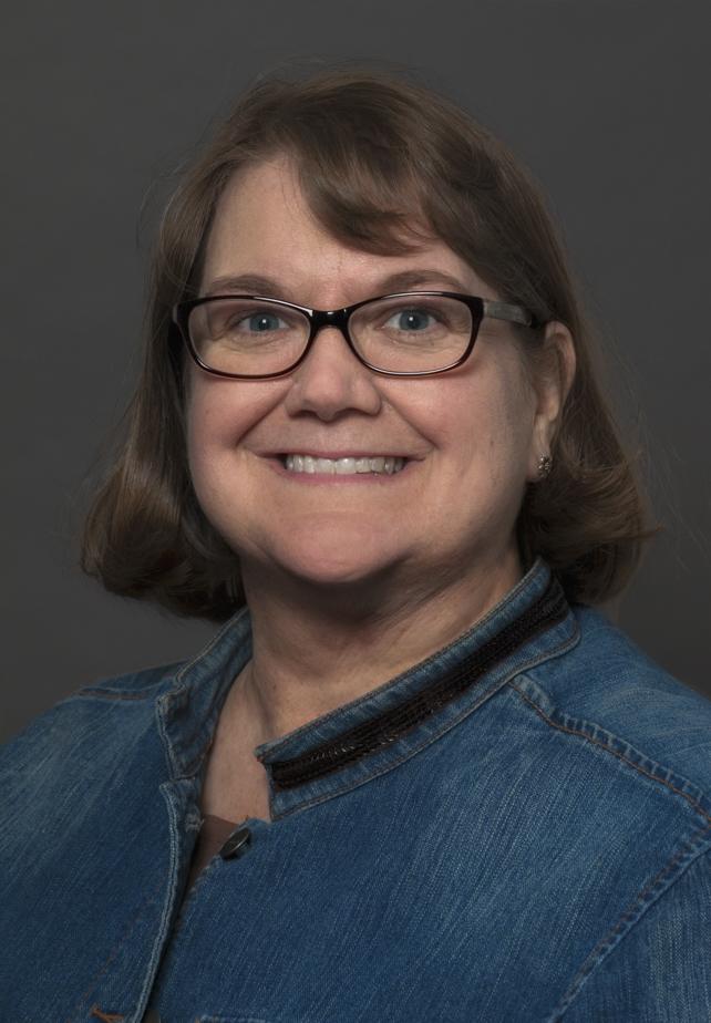 Suzy Sloan Jones, Executive Director