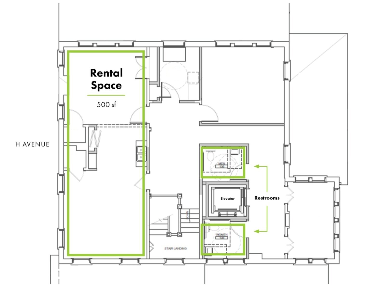 Gallery Floor Plans And Parking Map Artcentre Of Plano