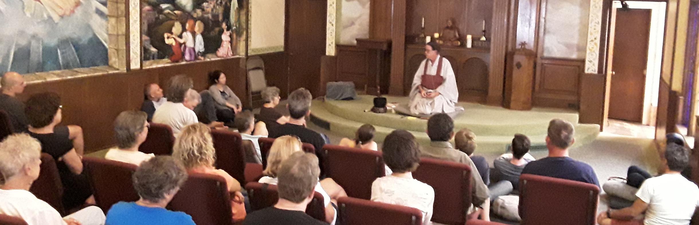 Sunday Dharma and Meditation