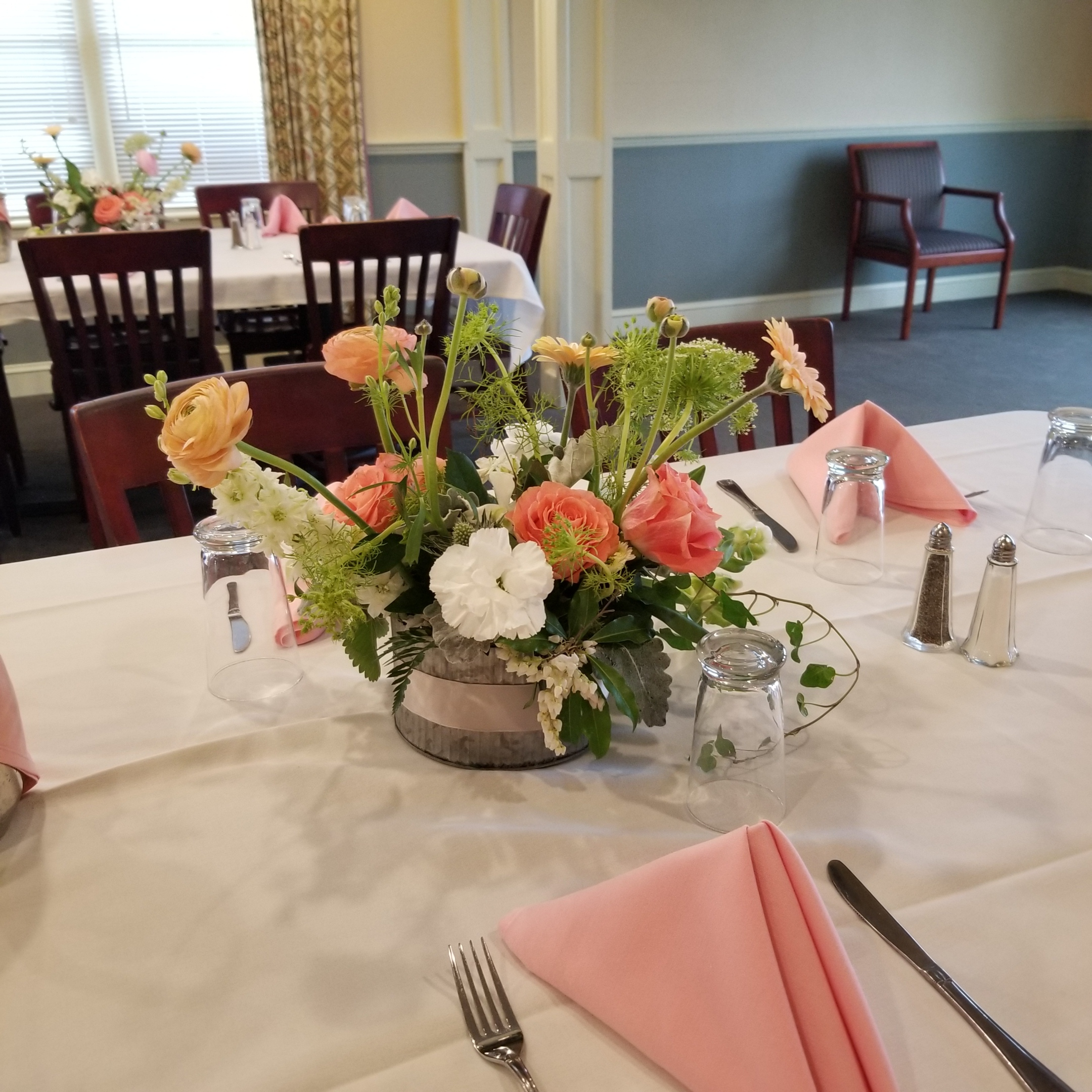 Baby Shower at Blackstone National Golf Course