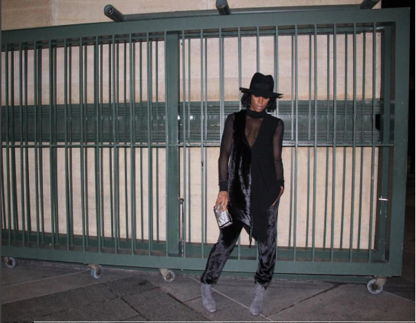 Photo from Kelly Rowland's Instagram Account