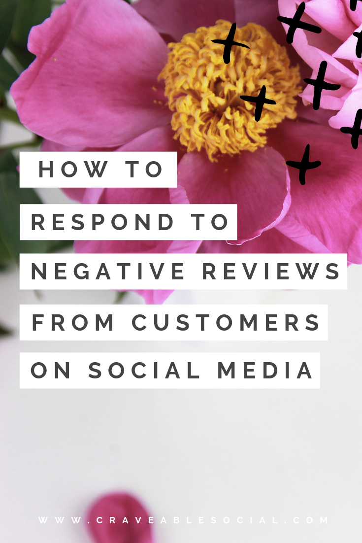 How to respond to negative reviews from customers on social media- www.craveablesocial.com .png