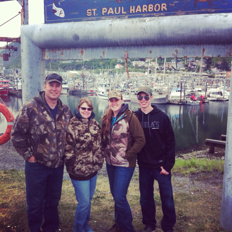 Sacketts in Kodiak Alaska.