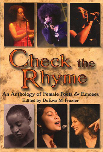 Street/Angels & Clarity  in  Check The Rhyme: An Anthology Of Female Poets & Emcees