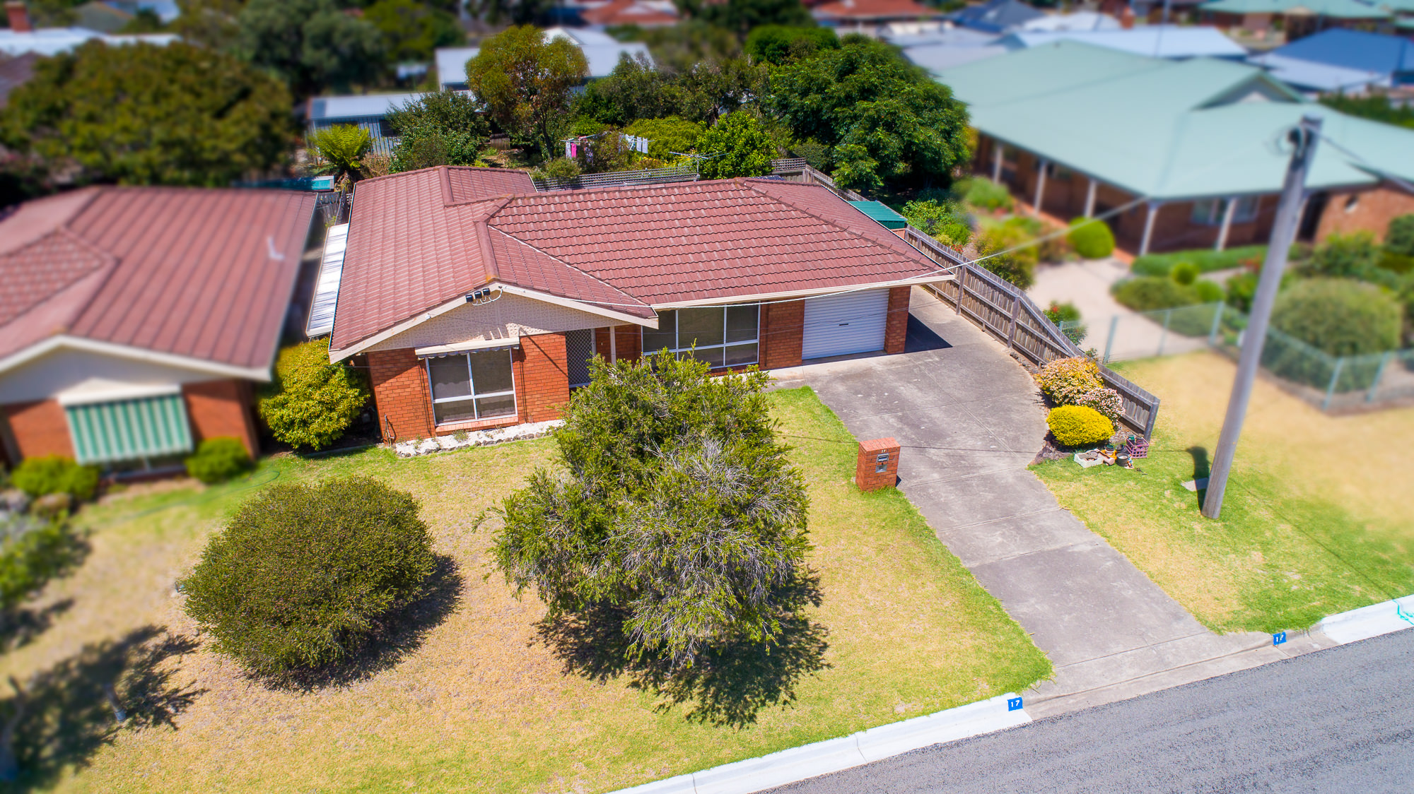 geelong elevated and drone for real estate