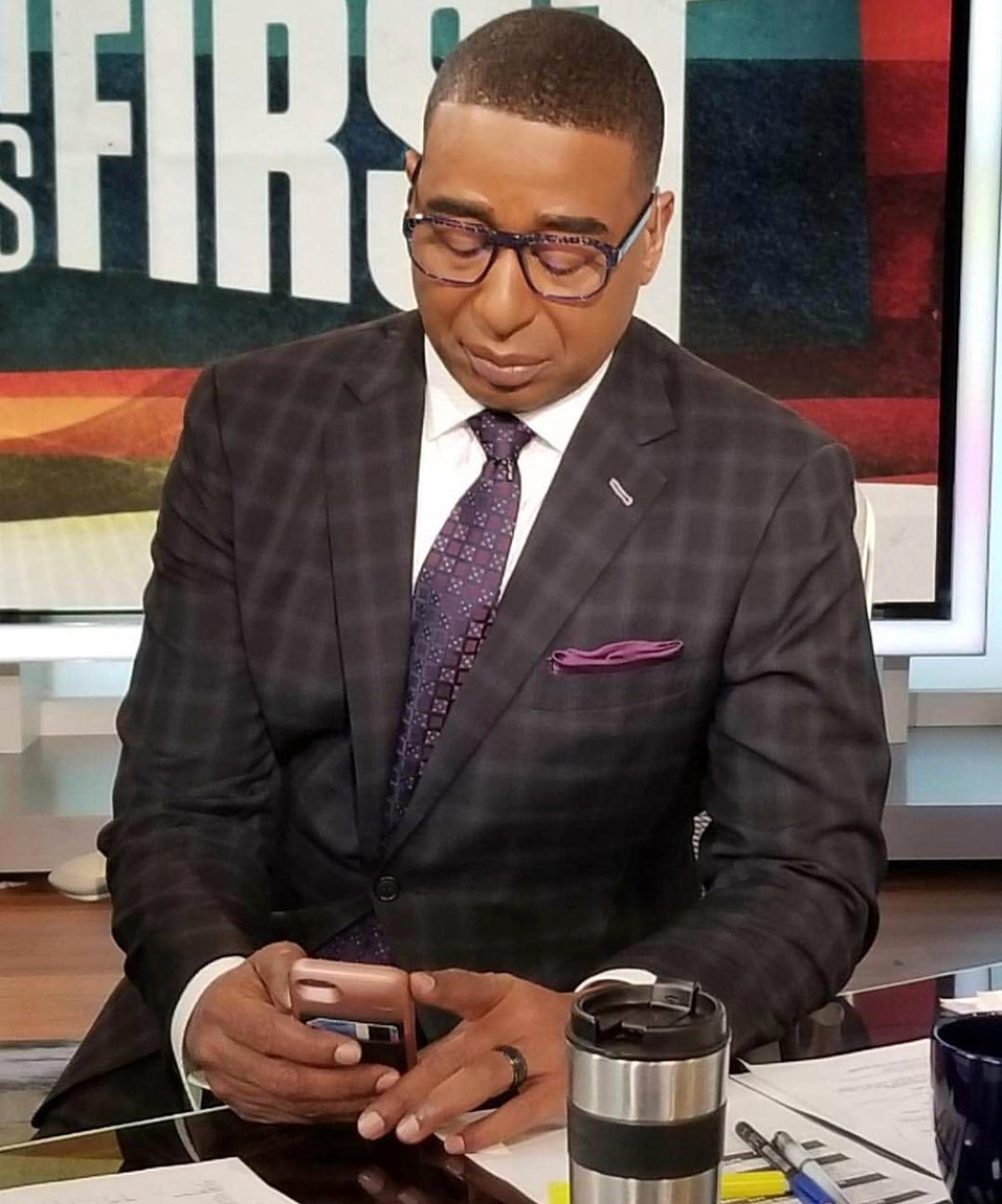 Cris Carter - First Things First