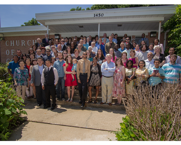 Rockville church of Christ family