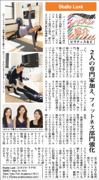 Japanese News Paper