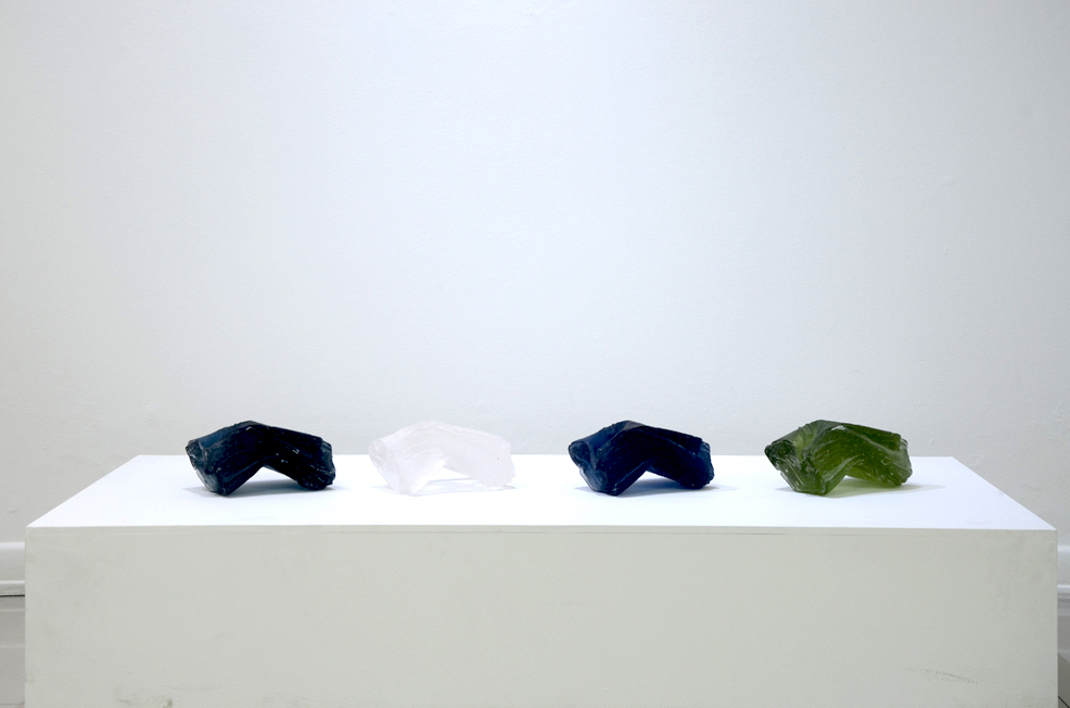 Stories of the Sea, Glass, 2016