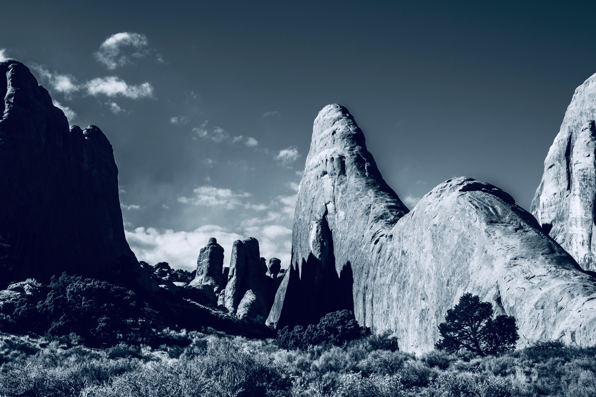 Arches National Monument (sans arches)