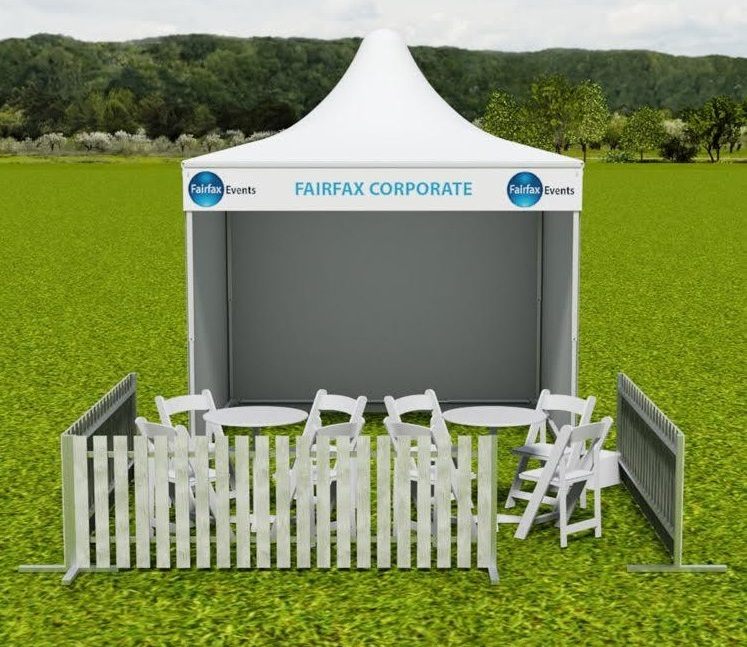 Marquee Package - Option 1 - $800 (inc GST)