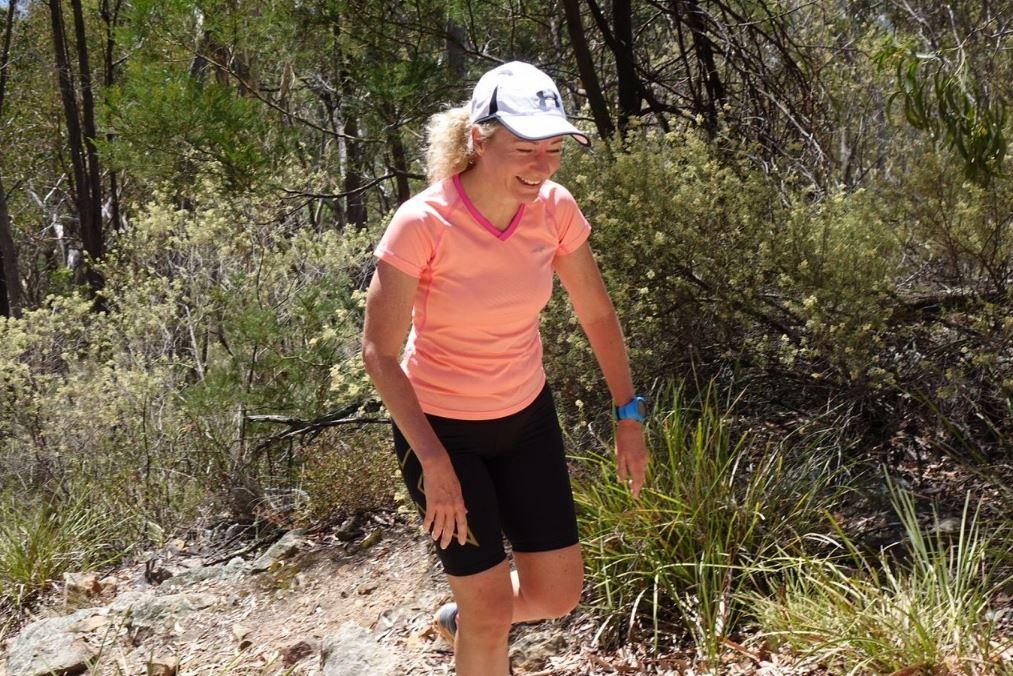 Jenny Nethersole   Pacing time - 60min