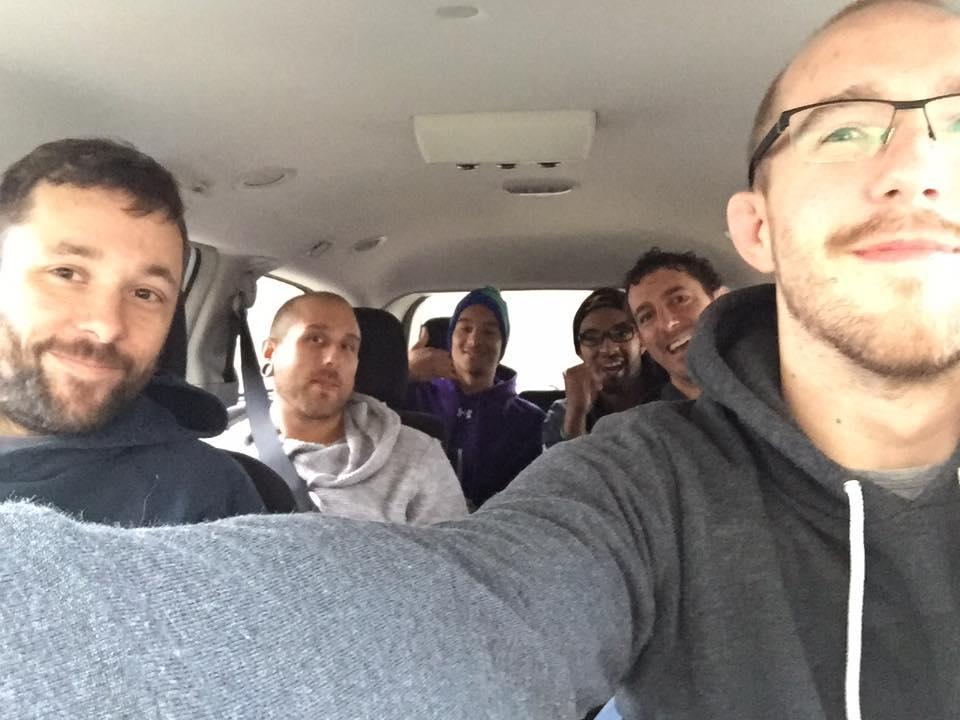 Van up to Saskatoon