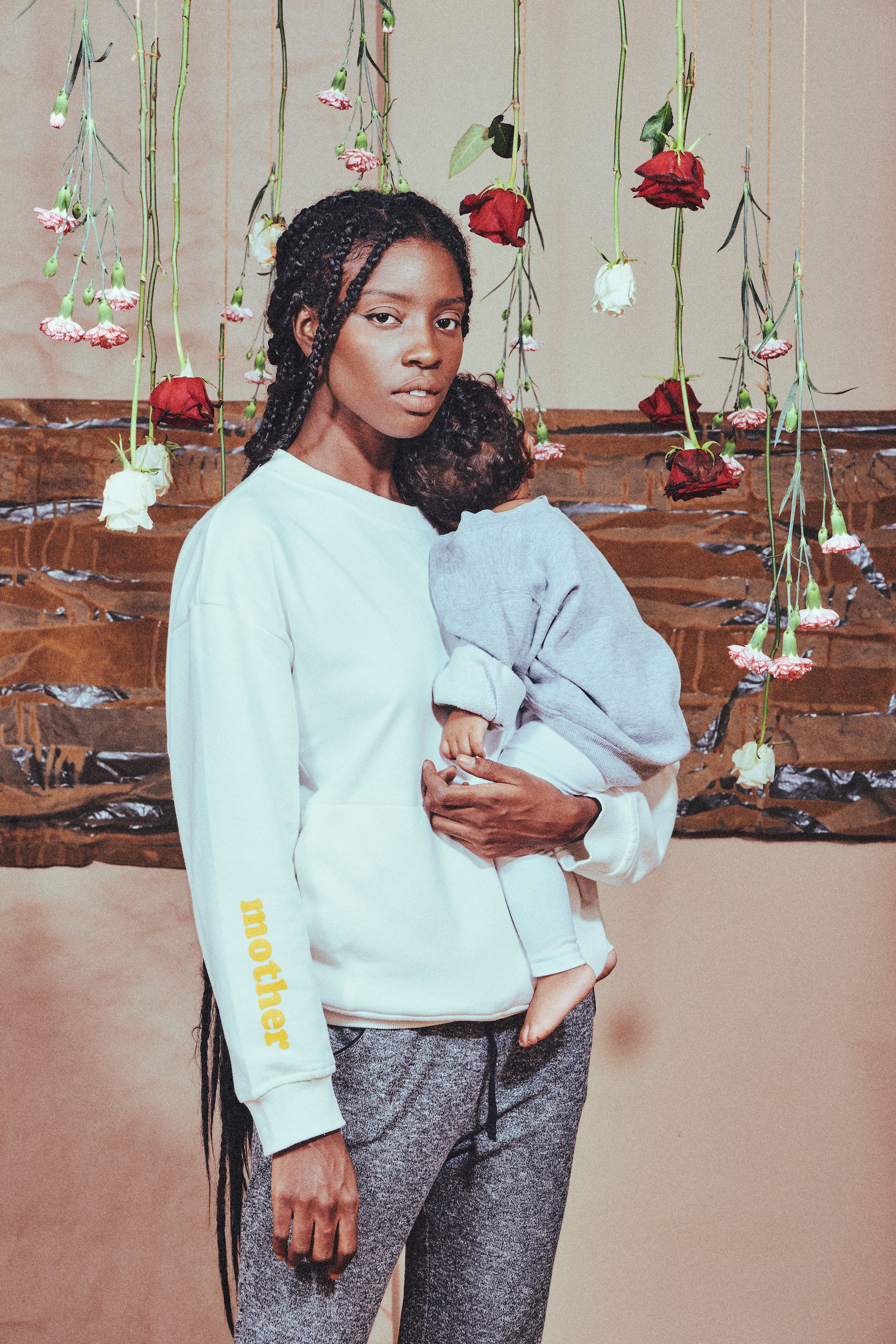 Mother Sweater by Vida.June