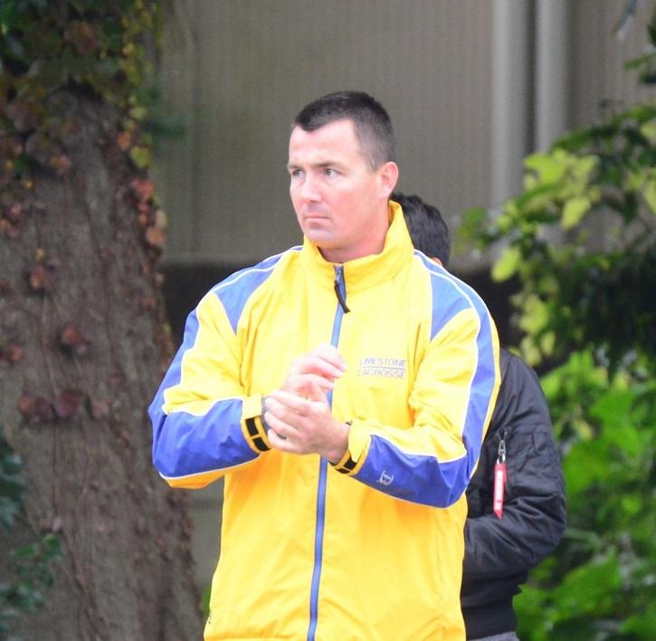 Coach travis Gillespie