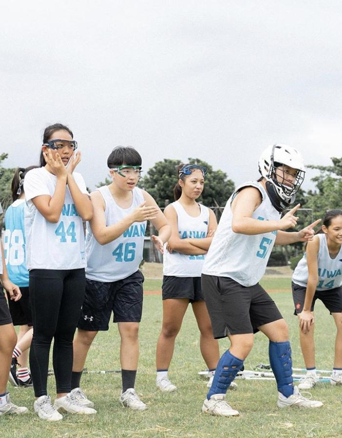 2018 女子訓練營Girls' Camp -