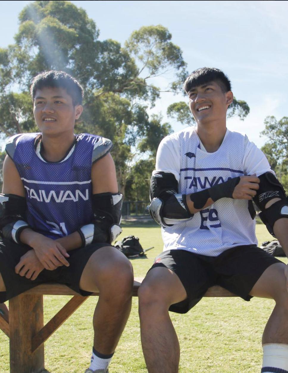 2018 澳洲交流集訓Lacrosse Down Under -