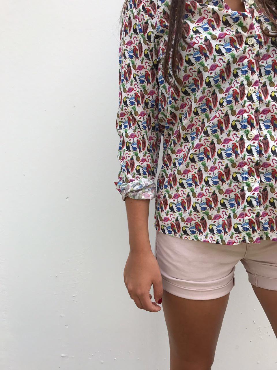 Bluse: 83€ / Shorts: 104€ - Mehr Infos