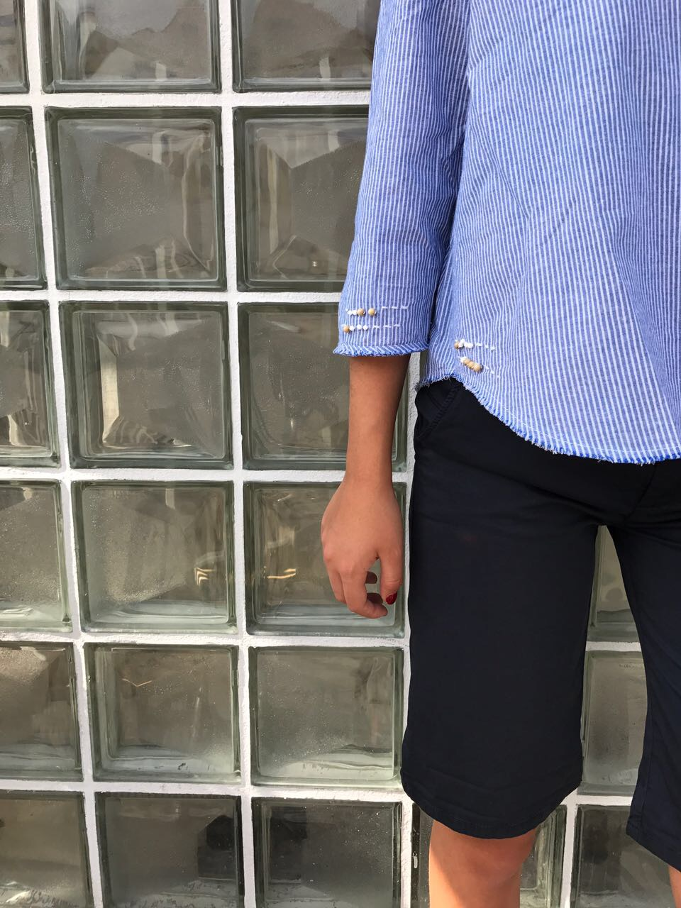 Bluse: 111€ / Shorts: 76€ - Mehr Infos