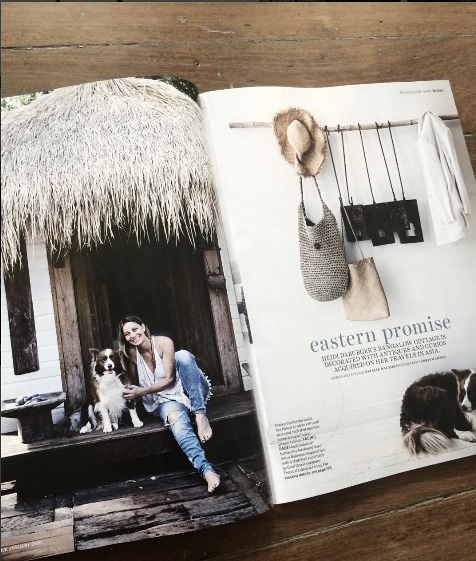 Country Style magazine (feature)