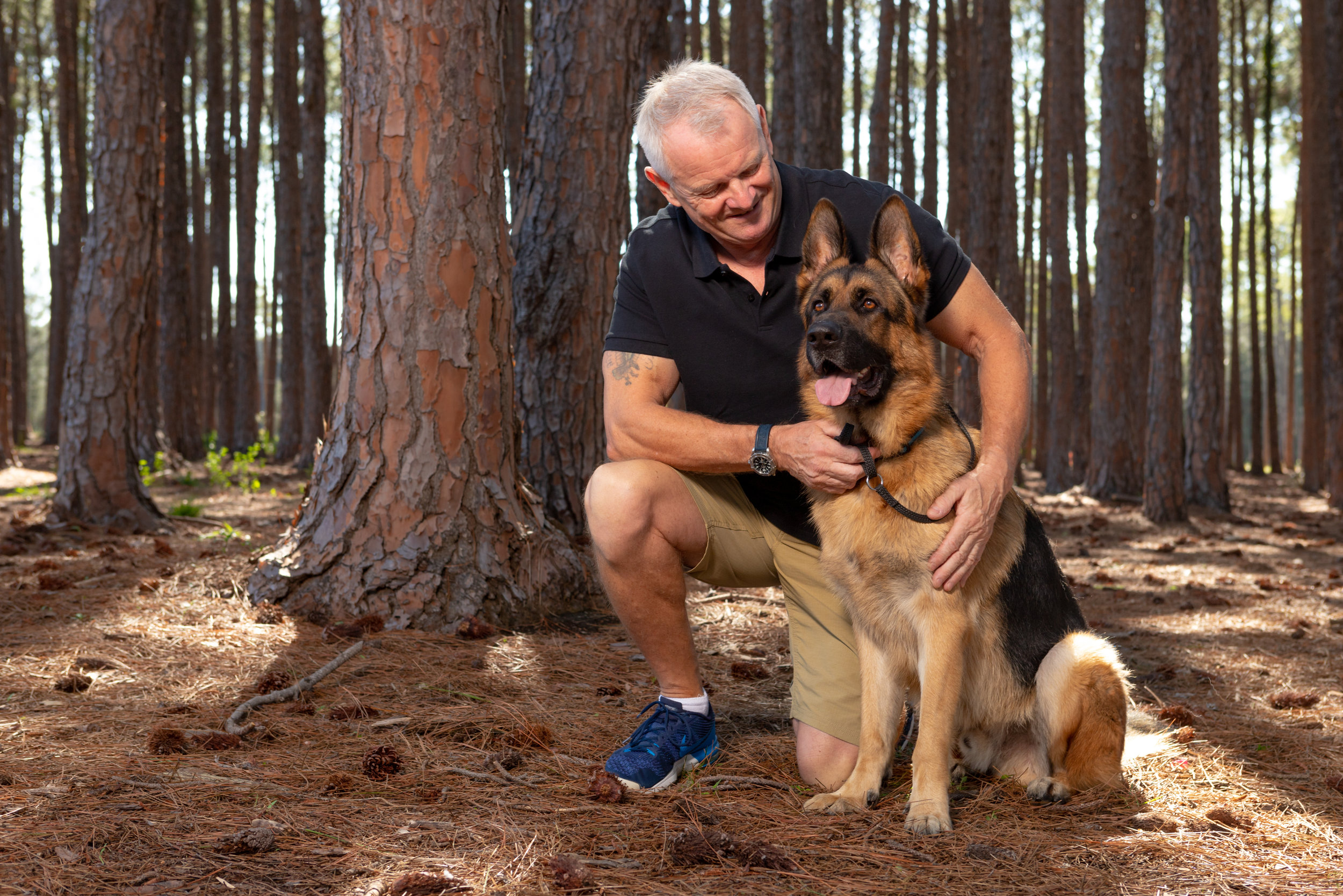 Paul Templeman - Dog Trainer - Central Gold Coast