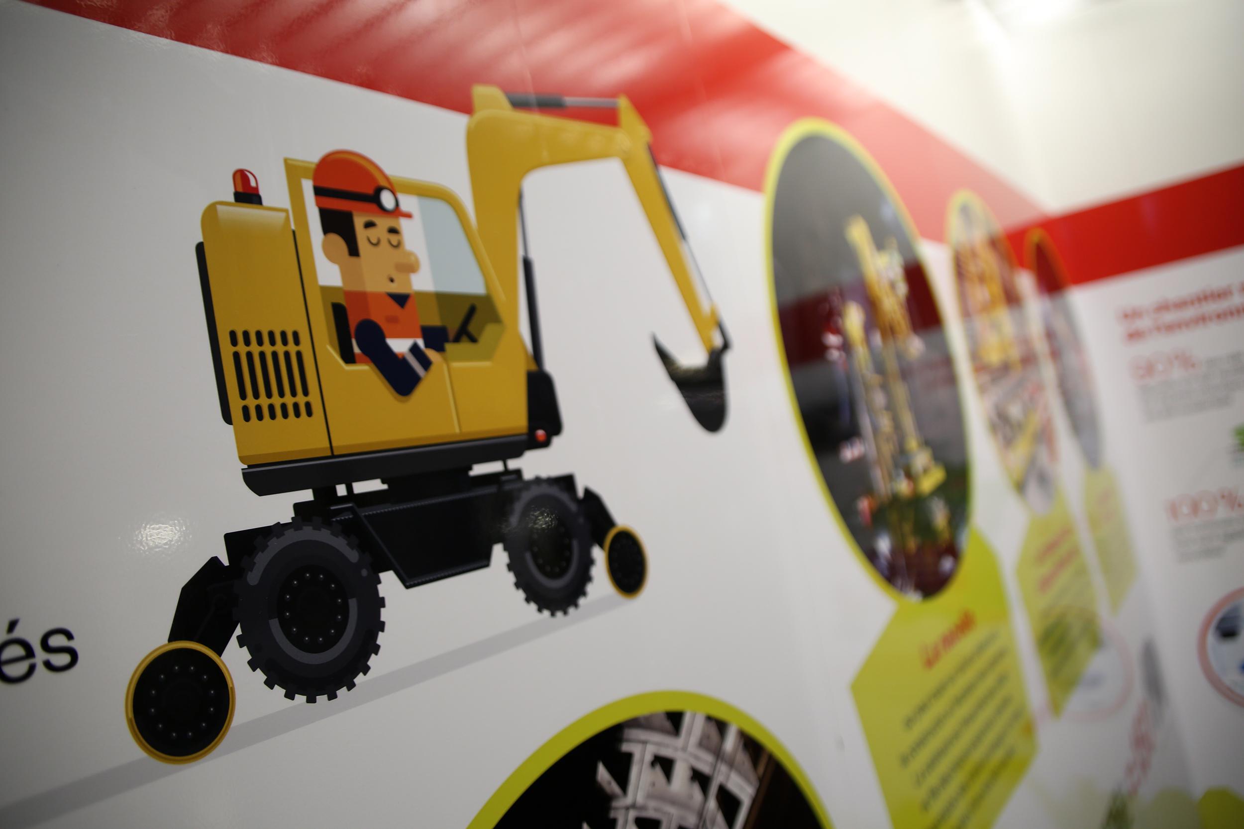 Exposition rénovation RER A