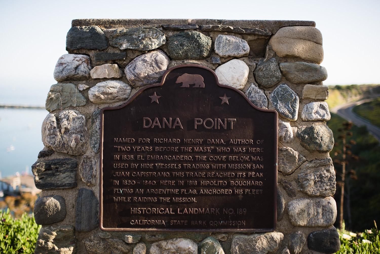 Dana point landmark. Epic cliffside proposal in Dana Point | Stanley Wu Photography Portrait & Wedding Photographer | Los Angeles, Orange County, Southern California