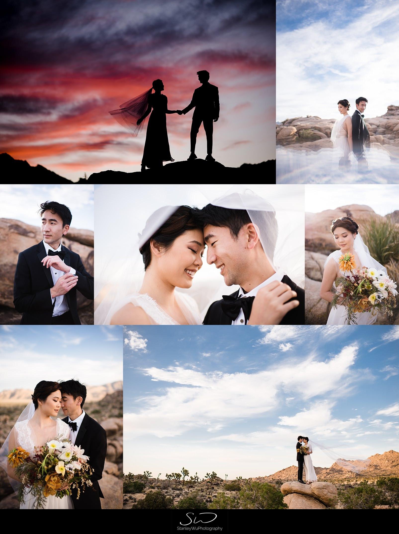 Joshua Tree Styled Shoot | Wedding & Engagement Photography Inspiration
